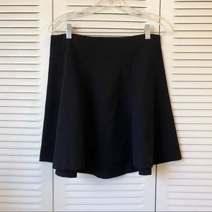 Old Navy| 4 |Black Flared Skater Skirt NWT